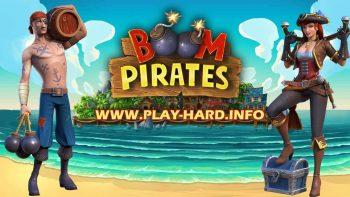 Boom Pirates 「ブームパイレーツ」
