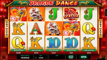 Dragon Dance 「ドラゴンダンス」